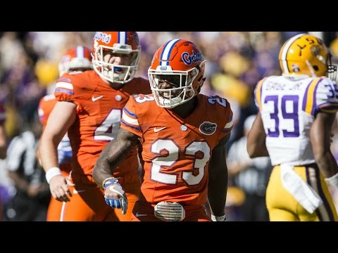 Florida Clinches SEC East With Goal Line Stand Against LSU | CampusInsiders