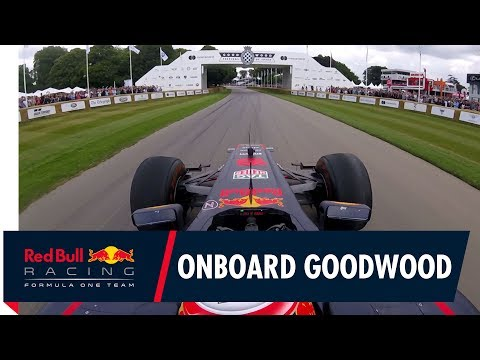 Go onboard at the Goodwood Festival of Speed 2017!