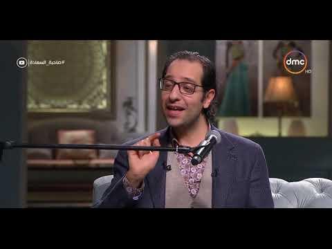 شاهد..أحمد أمين يقلد لزمات أداء الفنانين
