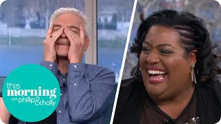 Alison Hammond Reveals Huge Spoiler About Celebs Go Dating | This Morning
