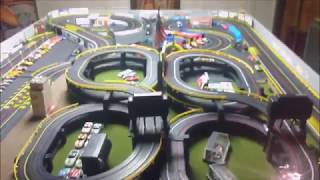 Dewin It Speedway-H.O. Slot Car Race Track