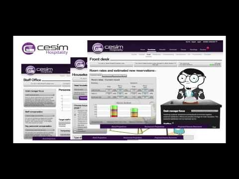 Cesim Courses Overview