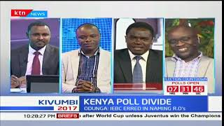 Kivumbi2017: Countdown to repeat presidential poll