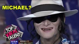 HE DANCES LIKE MICHAEL JACKSON! WATCH WHAT HAPPENS NEXT!! EMOTIONAL!!