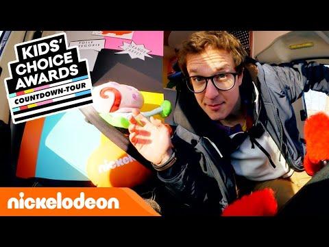 Kids' Choice Awards Countdown-Tour 2018 | Slime-Party mit Marcus und Martinus