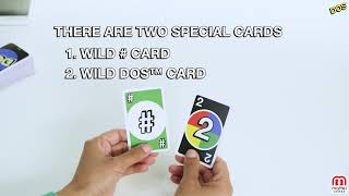DOS Card Game: How to Play