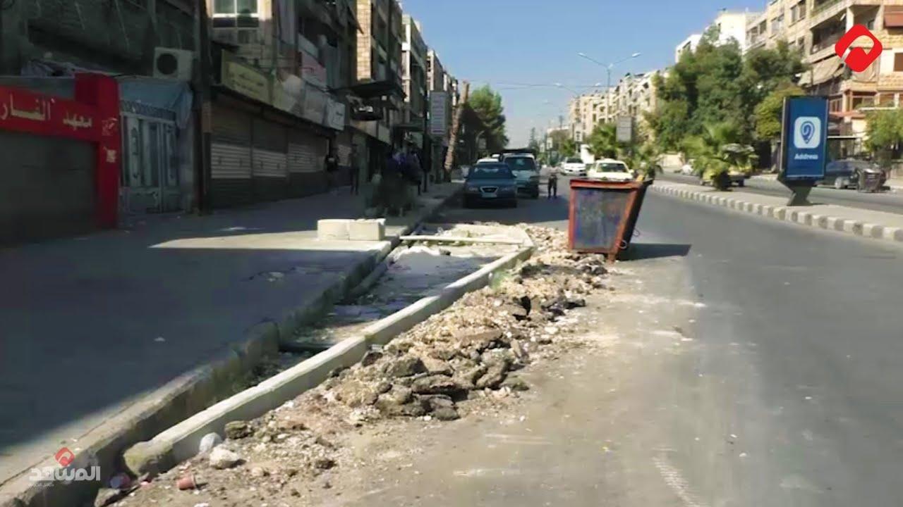 """""""صفه"""" تستبيح شوارع حلب وتمنع المدنيين من صف سياراتهم أمام منازلهم"""
