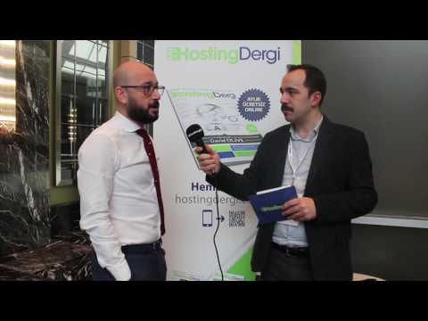 Hosting Festivali Röportajları – Bülent Sezgin