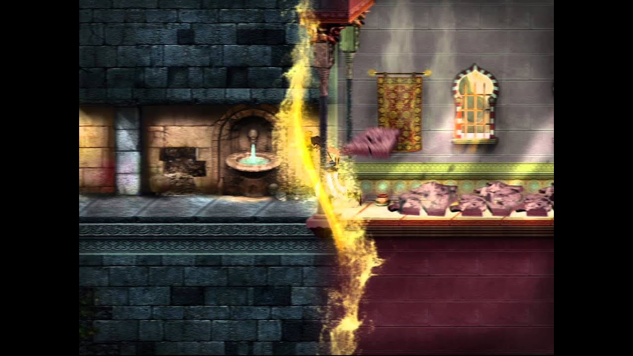 The Original Prince Of Persia Gets A Gorgeous HD iOS Makeover