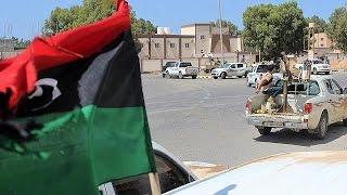 Ливия: город-порт Сирт возвращается под контроль правительственных сил