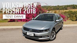 Volkswagen Passat 2018 - Test Drive