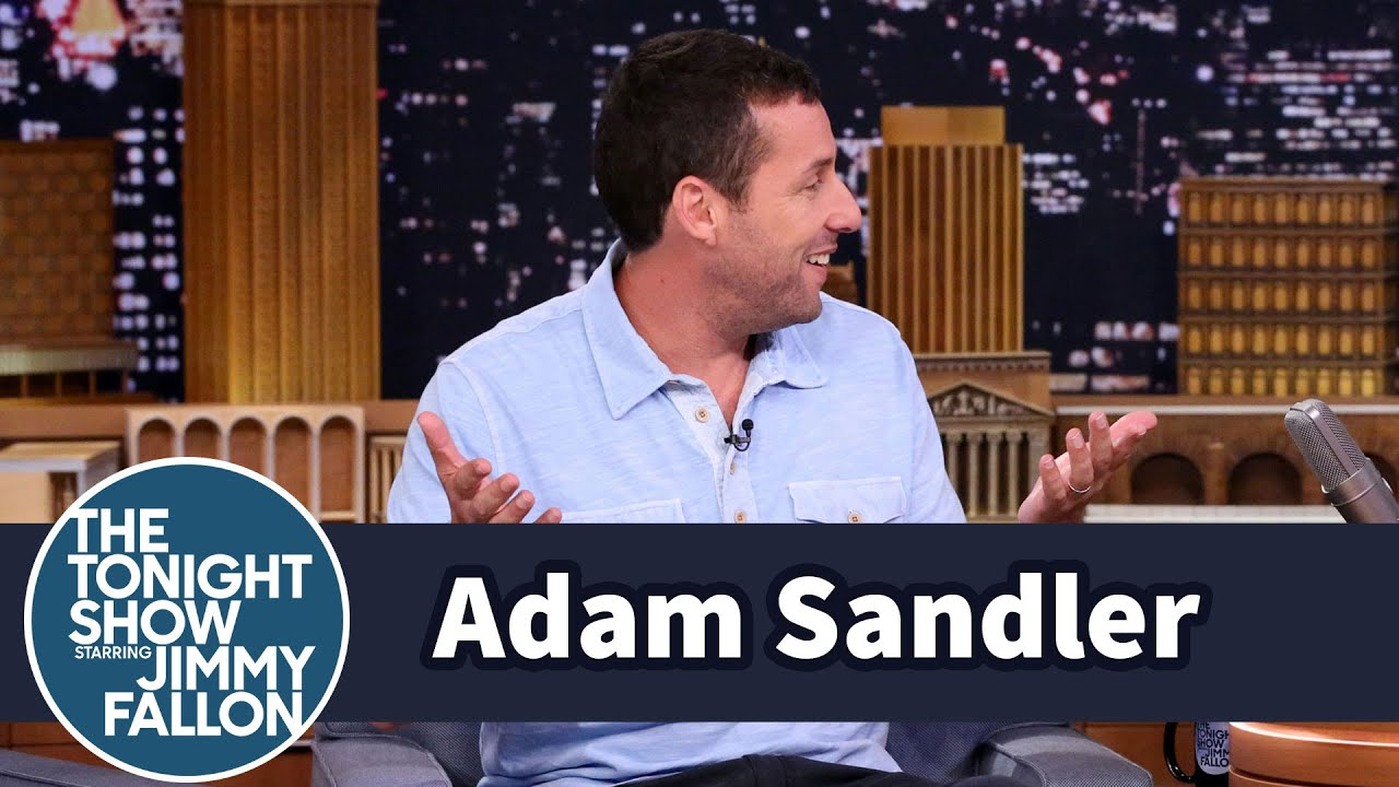 Adam Sandler's Dad Talked Him Out of Joining the Military thumbnail