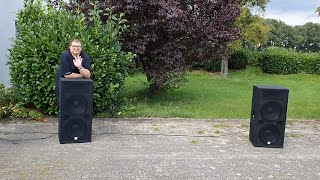 the t.box ECO MKII - Review & Outdoor Soundtest (Deutsch)