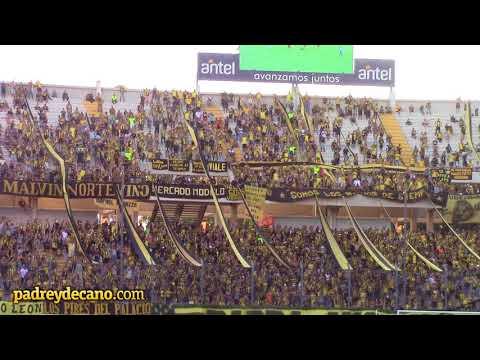 """""""""""Tenes que dejar el alma y el corazón"""" - Hinchada Peñarol vs. Boston River"""" Barra: Barra Amsterdam • Club: Peñarol"""