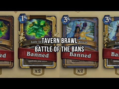 Tavern Brawl   Battle of the Bans