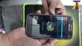 How to Hard Reset Samsung Galaxy J1 SM-J100H