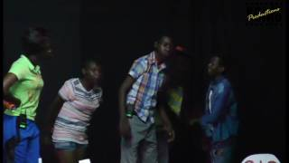 """Clip from the play """"Saving paradise"""""""