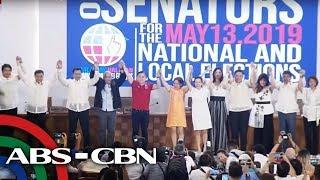 Halalan 2019: Proclamation of winning senators