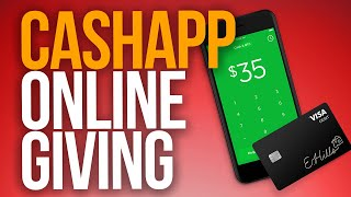 Online Giving Made Simple With CashApp | Online Giving Church