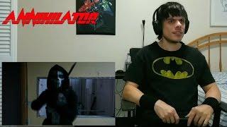 Annihilator - Deadlock [Reaction/Review]