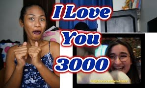 Stephanie Poetri - I Love You 3000 (Official Music Video) | Reaction