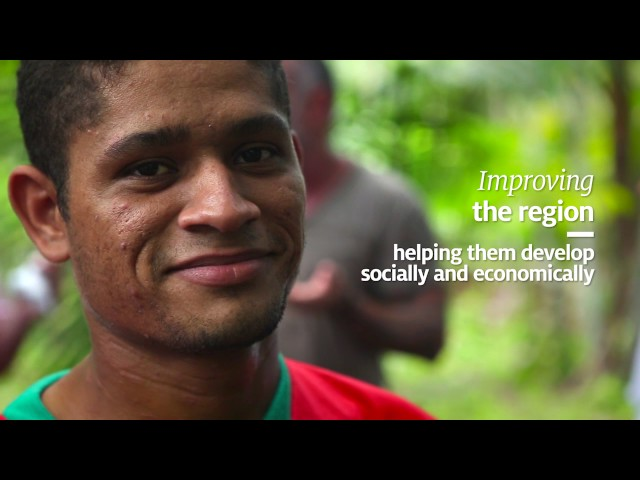 Sustainable Sourcing at Symrise Amazon 2016 -puretech