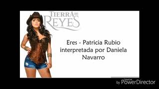 Ères Parole  Patricia Rubio Terre De Passion