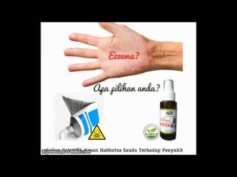 Cura di eczema da uovo