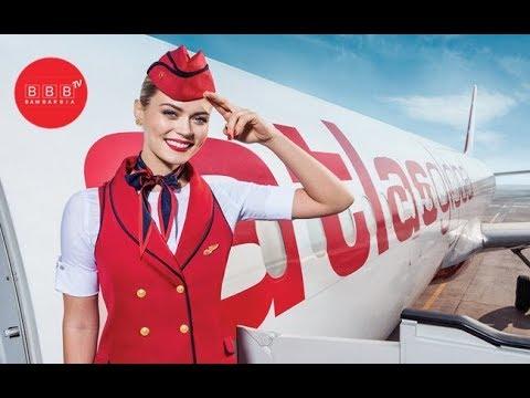 Atlasglobal Украина: Акции для пассажиров бизнес-класса Business unlimited