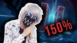 150% SPEED on BEAT SABER (Epic - Tokyo Machine)