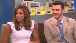 Даниель Джонас, Kevin Jonas and Danielle Jonas on VH1 Morning Buzz