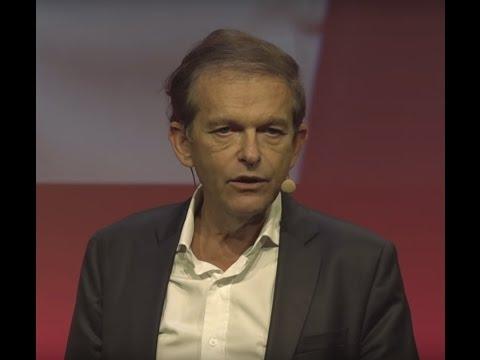 TEDxMarseille Toute mort avant 120 ans est une mort prématurée Frederic Saldmann