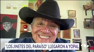 """""""LOS JINETES DEL PARAÍSO"""" LLEGARON A YOPAL"""