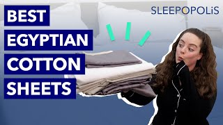 Best Egyptian Cotton Sheets (2020 Update) - Our Top 5 Picks!