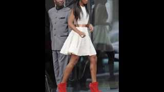 Kelly Rowland - Past 12 HD Video With Images of Kelly in White + Lyrics!