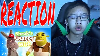 Boozled Reacts To SML Movie: Shrek's Crappy Wish