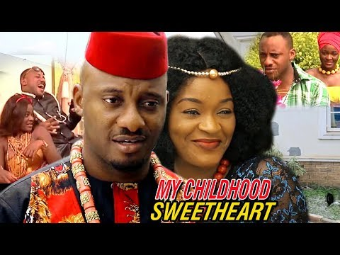 MY CHILDHOOD SWEETHEART SEASON 1 -  CHACHA EKE NEW 2018 TRENDING NIGERIAN NOLLYWOOD MOVIE |FULL HD