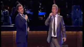"Jimmy Barnes and David Campbell -Carols By Candlelight You""ll Never Walk Alone"