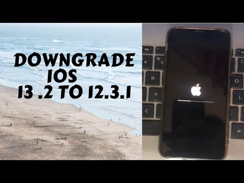 Download How To Downgrade Any Device From Ios 12 1 4 12 1 3 To Ios