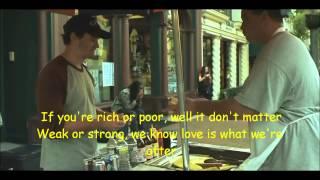 Matt Maher - All The People Said Amen  (Lyrics)