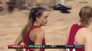 Nebraska at Hawai'i - NCAA Women's Beach Volleyball (March 20th 2018)