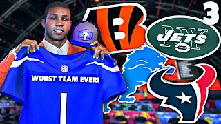 NOOOOO! WE GOT DRAFTED BY THE WORST TEAM EVER!! FOF #3