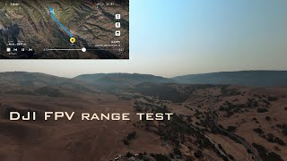 DJI FPV, how far can you fly before RTH kicks in?