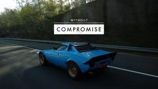 The Uncompromising Legendary Lancia Stratos