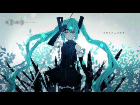 【初音ミク - Hatsune Miku Append】Schwarzer Regen【Original】