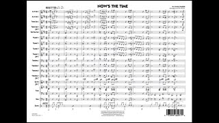 Now's the Time by Charlie Parker/arranged by Rick Stitzel