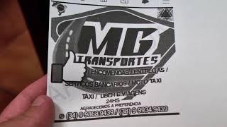 Mulheres adquiriram serviços com uma transportadora da cidade de Lagoa Grande, e ficaram na mão.