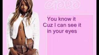 Get Up - Ciara ft. Chamillionaire [ with lyrics ]