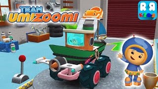 Team Umizoomi: Math Racer - Best Apps for Kids | Boat Jet with Geo Part 31