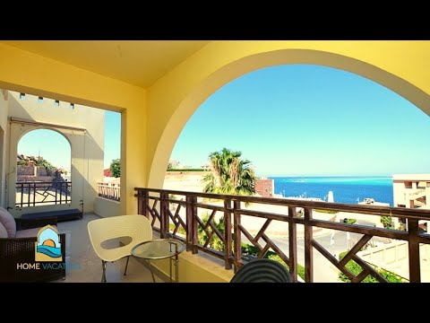 Two bedrooms apartment for sale in The View Hurghada